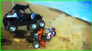 getlinkyoutube.com-EPIC DIRT BIKE & ATV CRASHES & FAILS!!