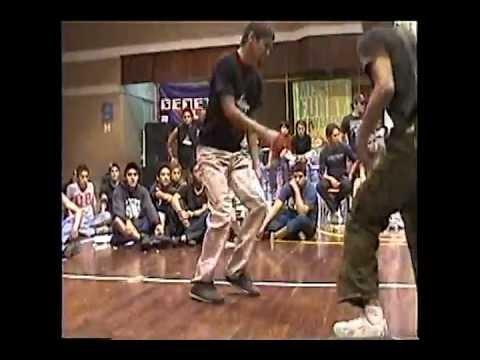 Nachito (Onyx/BSF) VS Ojon (Deja Vu)   SWEET ADDICTION 2006  1 VS 1