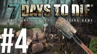 getlinkyoutube.com-7 Days to Die - เช้าวันพรุ่งนี้! - Alpha - (4) Co-op w/Malternative