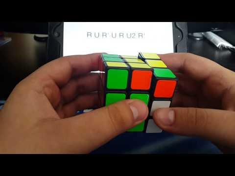 Rubik / zeka / sabır küpü nasıl çözülür? (part 4)