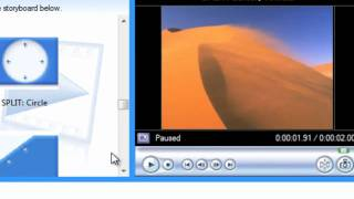 How To Do A Split Screen Effect With Windows Movie Maker FREE