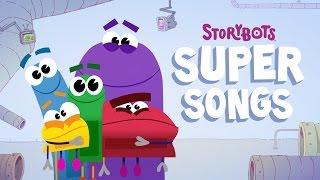 "getlinkyoutube.com-""StoryBots Super Songs"" on Netflix - Official TV Show Trailer"