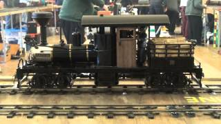 getlinkyoutube.com-Not Garden Railways, but Live Steam in Yorkshire