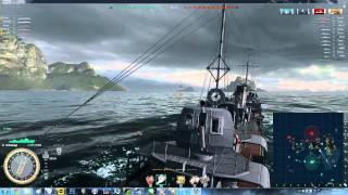 World of Warships X Kancolle MOD