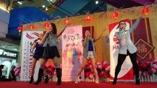 getlinkyoutube.com-M-GIRLS  #真欢喜 ——新年快樂 (Skudai Parade 20140111)