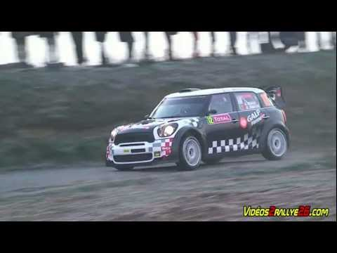 Rallye Monte-Carlo 2012 - Shakedown  [HD]