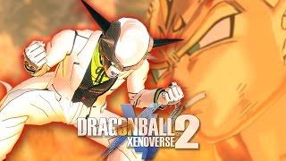 The Ultimate Sacrifice!   Dragon Ball Xenoverse 2 Frieza Race Playthrough 8