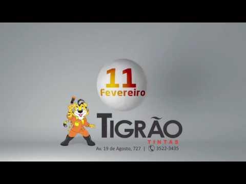 A Festa Continua na Tigrão Tintas - Feirão Casa Cor