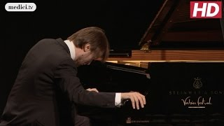 getlinkyoutube.com-Daniil Trifonov - Chaconne in D minor for left hand - Bach/Brahms: Verbier Festival 2016