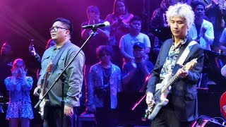 Huling El Bimbo of Eraserheads done by ELY BUENDIA AND The ITCHYWORMS as finale at RWM #GreatestHits