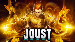 getlinkyoutube.com-League Joust... (1v1) (Apollo Damage Build) - SMITE Apollo Joust League 1v1 Gameplay
