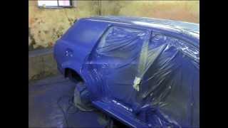 getlinkyoutube.com-Audi A4 B5 RS4 Optik Umbau selfmade