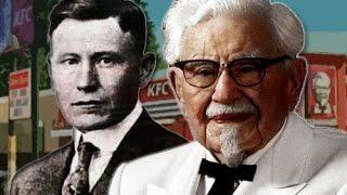 ผู้พันแซนเดอร์ส - ลุงเคน KFC | ตำนาน ชายผู้อาภัพกับความสำเร็จของ KFC