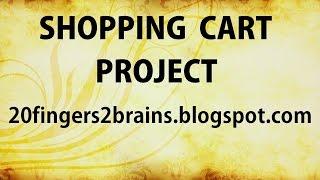getlinkyoutube.com-Part 1 ASP.NET C# Online shopping cart project website