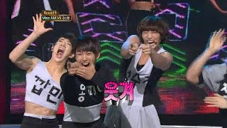 getlinkyoutube.com-【TVPP】2AM - Bad Boy Good Boy, 투에이엠 - 배드 보이 굿 보이 @ Star Dance Battle