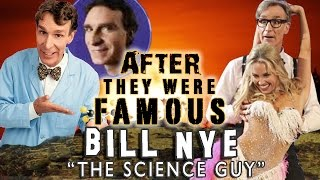 getlinkyoutube.com-BILL NYE - AFTER They Were Famous