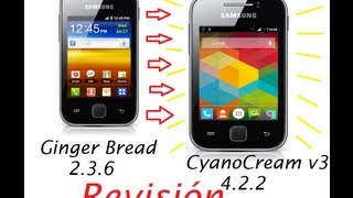Review | Rom CyanoCream V.3 En Galaxy Young