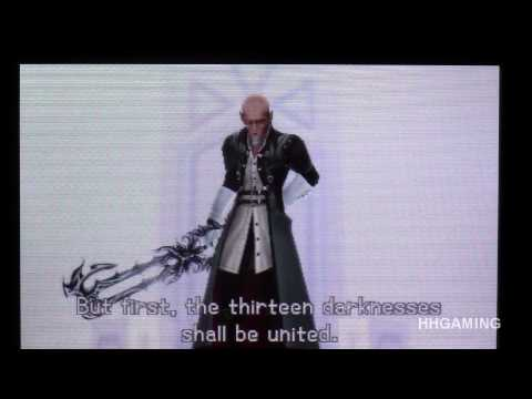 Kingdom Hearts 3D - Riku ending & Final BOSS English ( Riku's path ) walkthrough part 66 HD KH3D