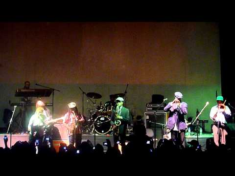 The Skatalites - My Boy Lollipop @ Teatro Metro [Bogotá Colombia, 15-10-2010]