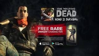 getlinkyoutube.com-Walking Dead Road to Survival - Something to Fear