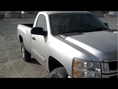 Смотрим на Chevrolet Silverado 2500hd 2012