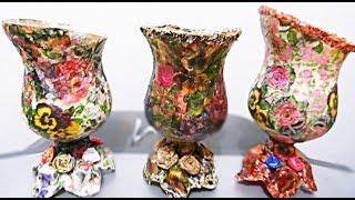 Artesanato : Reciclagem com garrafa PET #1