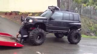 getlinkyoutube.com-Waldys Off Road Vitara Monster