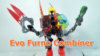 getlinkyoutube.com-Evo Furno Combiner-히어로팩토리 에보 워커와 퓨노 제트 머신 결합 합체
