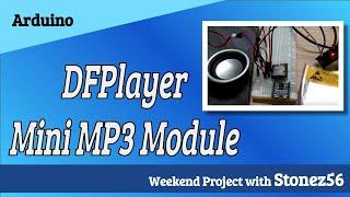 getlinkyoutube.com-Arduino - Test out DFPlayer Mini MP3 Module