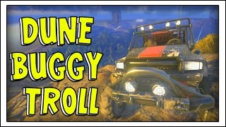 getlinkyoutube.com-ARK: Survival Evolved - DUNE BUGGY TROLL! [41]
