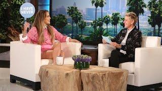 getlinkyoutube.com-J.Lo and Ellen Play Never Have I Ever