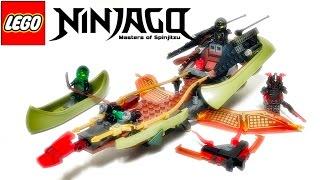 getlinkyoutube.com-레고 닌자고 70623 데스티니의 섀도우 상황극 놀이 리뷰 Lego Ninjago DESTINY's SHADOW Review