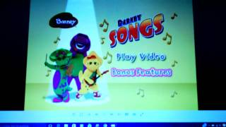 getlinkyoutube.com-Barney- BARNEY SONGS