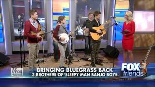 getlinkyoutube.com-Brothers bring bluegrass into the next generation