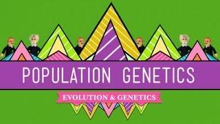 getlinkyoutube.com-Population Genetics: When Darwin Met Mendel - Crash Course Biology #18