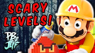 getlinkyoutube.com-MARIO'S DIVORCED! - SCARY Mario Maker