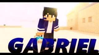 getlinkyoutube.com-Intro Gabriel Gamer - #1K chegando =D