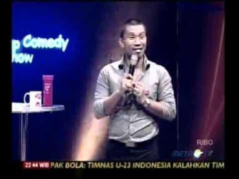 Mongol - Stand Up Comedy Show Metro TV 29 Sept 2011