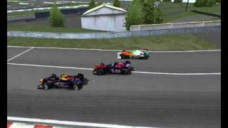Rfactor F1 2011 Germany
