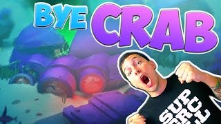 getlinkyoutube.com-Boom Beach NEW MEGA CRAB GONE!! SPEED SERUM SCORCHERS!!