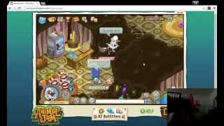 getlinkyoutube.com-A horrible person on Animal Jam(Inappropriate den)