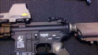 getlinkyoutube.com-MK18 MOD 1 King Arms Custom Build