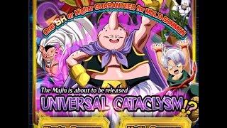 getlinkyoutube.com-$50 Dragon Stone Giveaway & Majin Buu: Universal Cataclysm Summoning Event. DBZ Dokkan Battle