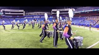 getlinkyoutube.com-2015 Blue Devil Drumline - GoPro Multi-cam