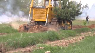 getlinkyoutube.com-Бульдозер Т-170 в действии - видео с сайта http://proftraktor.ru/