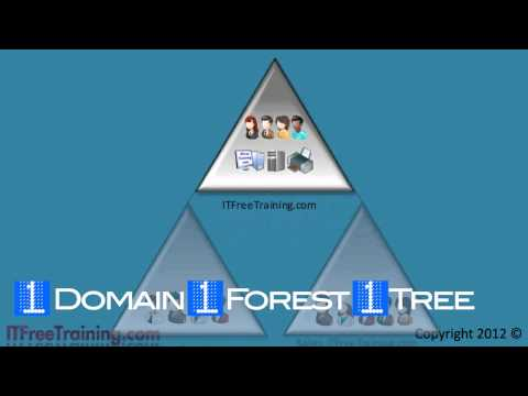 MCITP 70-640: Active Directory forest and trees -Whh3kPS0FdA