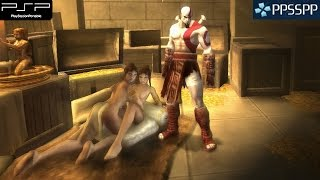 getlinkyoutube.com-God of War: Chains of Olympus - PSP Gameplay 1080p (PPSSPP)