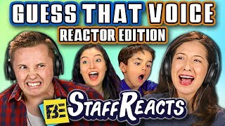 GUESS THAT REACTOR'S VOICE CHALLENGE! (ft. FBE STAFF) width=