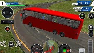 EURO BUS DRIVING SIMULATOR GAME 2018 #Free Bus Games Download #Bus Transporter Games Videos