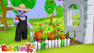 getlinkyoutube.com-Kids Cartoons in 3D animation: How do Plants & Flowers Grow? { 植物及花卉}
